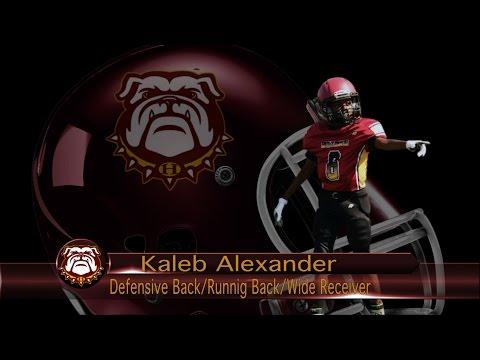 #6 Kaleb Alexander-Highland Youth Football-2014-2016 Highlights