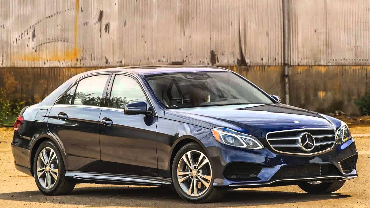 Mercedesbenz 2015 Model Mercedesbenz E350 Sedan Youtube