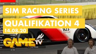 Game TV Schweiz - SIM Racing Series 2020 Qualifikation 4 | 14.08.20
