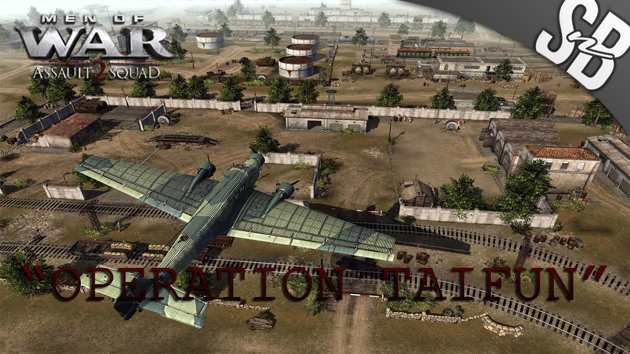 Men Of War Assault Squad 2 Operation Taifun Mod Youtube