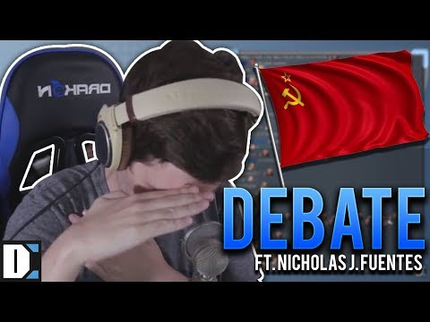 Immigration Debate with Nicholas J. Fuentes