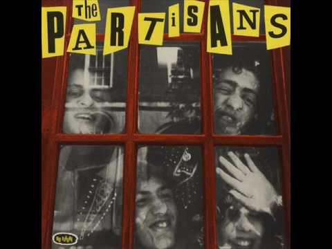 The Partisans - The Partisans (LP 1983)