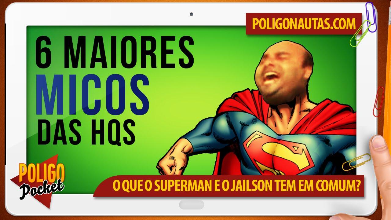6 Maiores Pagações de Mico dos Heróis | PoligoPocket