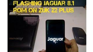 Jaguar Zuk Z2 – meccanica