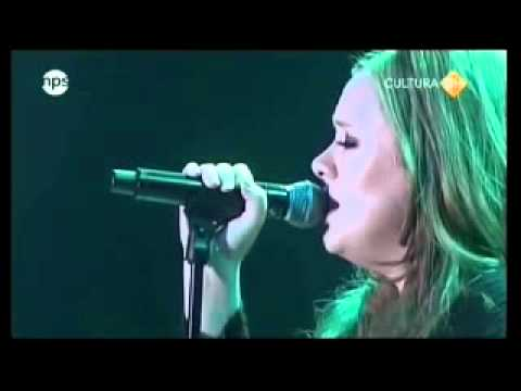 Adele - Many Shades of Black (The Raconteurs Cover) Live at North Sea Jazz 2009