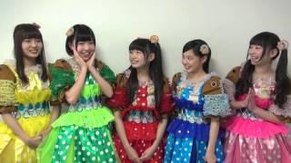 JAM the Field vol.9に出演の乙女新党さんよりコメント動画が届きました!