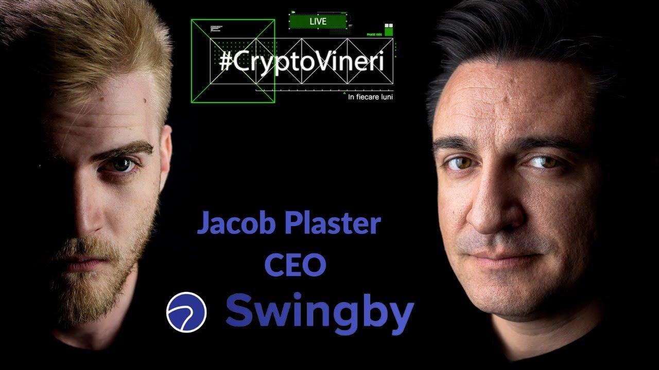 #CryptoVineri - TESLA a cumpărat BITCOIN, DEMO Swingby cu CEO Jacob Plaster #ad