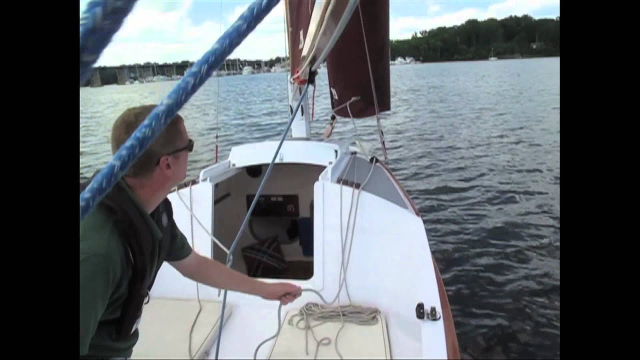 PocketShip: 15-foot Fast-Sailing Pocket Cruiser with Sitting