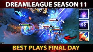 BEST PLAYS - GROUPSTAGE - FINAL DAY - STOCKHOLM MAJOR - DreamLeague Dota 2