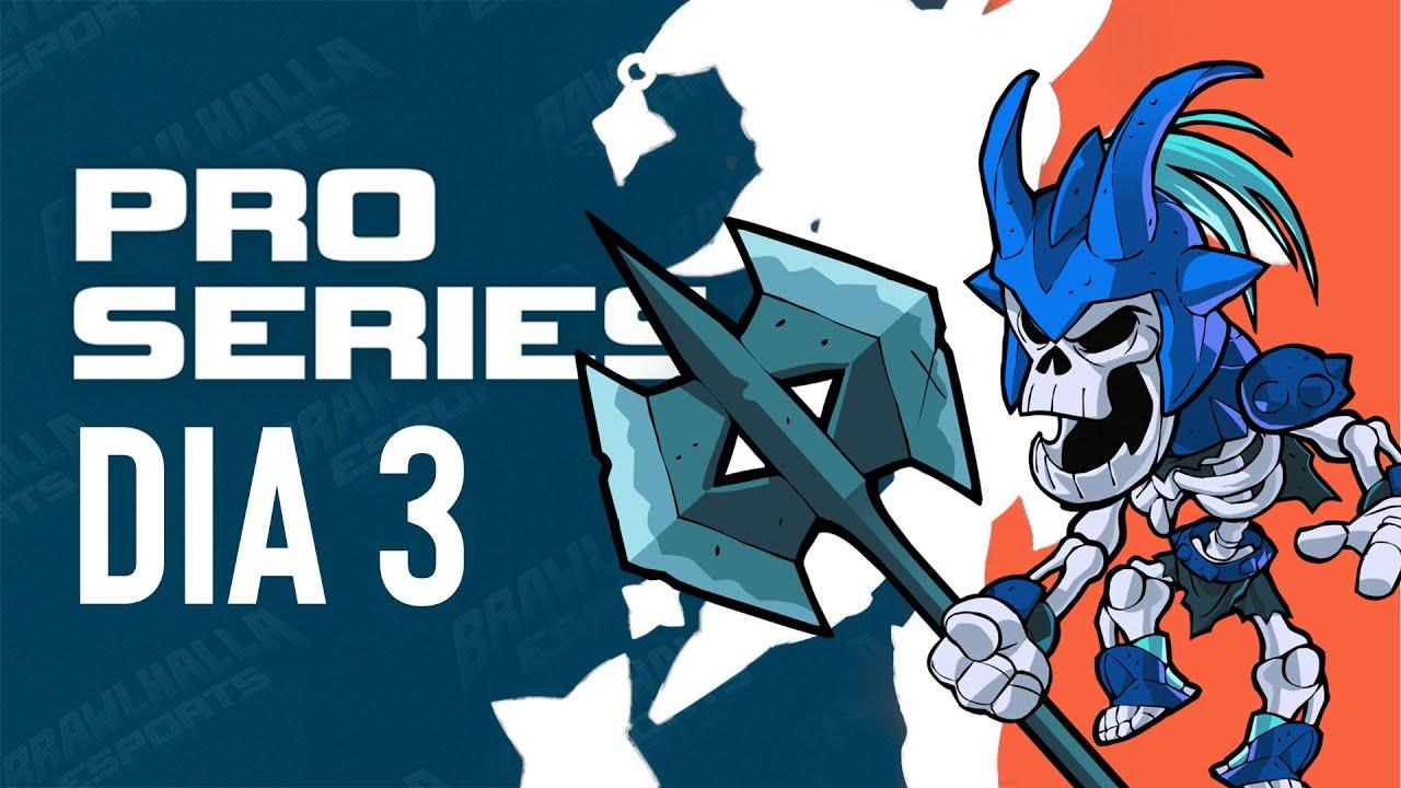 Pro Series Highlights | DIA 3