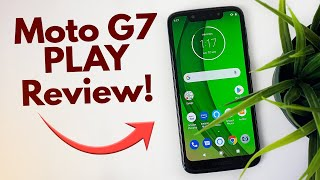 moto G7 PLAY - Complete Review! (Three Months Later)