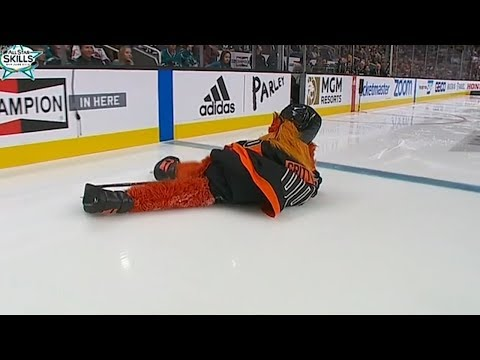 NHL Bloopers of The Week: Mascot Madness