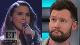 Calum Scott Reacts To Reagan Strange's 'You Are The Reason'