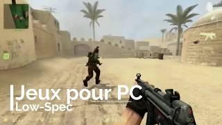 5 jeux PC