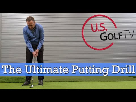 The Putting Drill That Saves 5 Strokes Per Round (GOLF PUTTING TIPS)