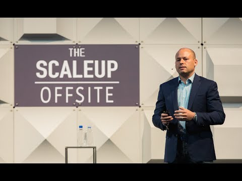 Hiring Executives with Greylock Talent Partner Jeff Markowitz | The Scaleup Offsite 2017