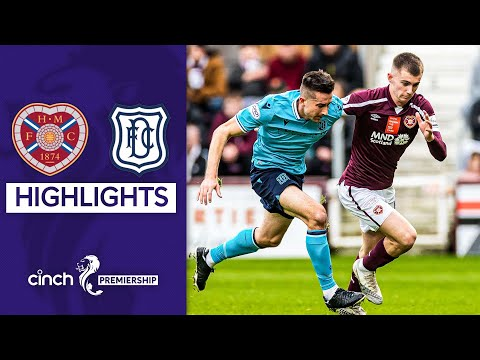 Hearts Dundee Goals And Highlights