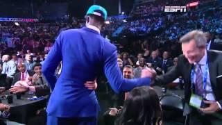 2014 NBA Draft   #9 Pick   Noah Vonleh   Charlotte Hornets