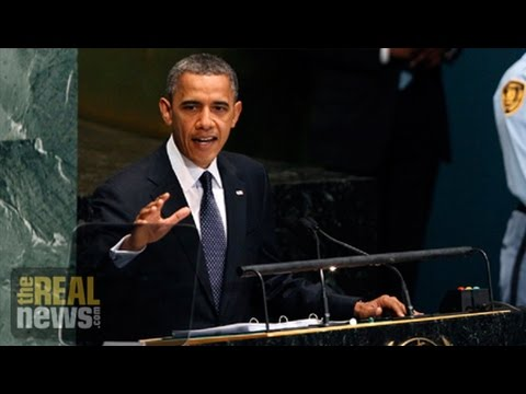 "Turkish-Syrian Border ""A Great Hole"" in Obama's UN Speech"