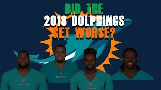 Did Dolphins Decline The Most In 2018? [Miami Dolphins Fan Reacts To ESPN Article]