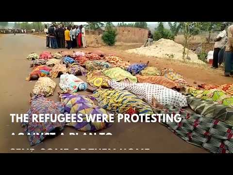 At least 30 Burundian refugees killed in clashes in Congo