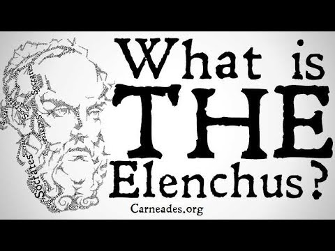 What is the Elenchus? (The Socratic Method)