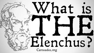 explain the elenchus and how it 1 on irony interpretation: socratic method in i explain what i i discuss the proposed hypothesis in relation to prevailing views of the elenchus.