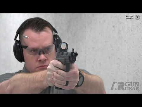 First Look: Trijicon SRO (Specialized Reflex Optic)