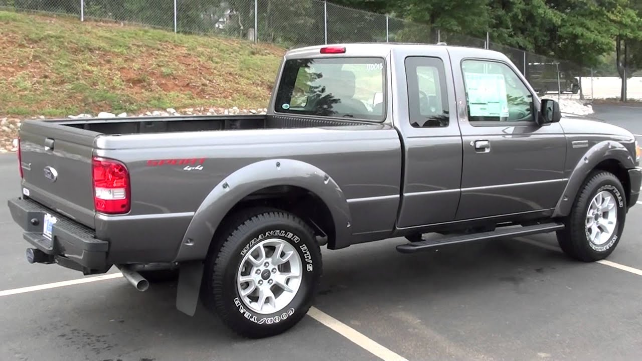 for sale new 2011 ford ranger sport 4x4 stk 110013 youtube. Black Bedroom Furniture Sets. Home Design Ideas