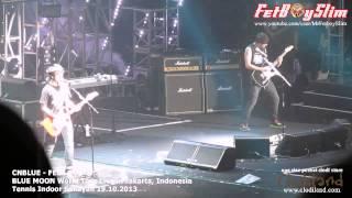 CNBLUE - FEEL GOOD live in Jakarta, Indonesia 2013