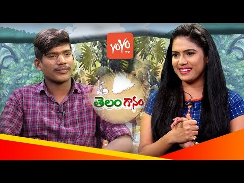 Telangana Folk Singer Suman Exclusive Interview | Latest Telugu Folk Songs | Telanganam | YOYO TV