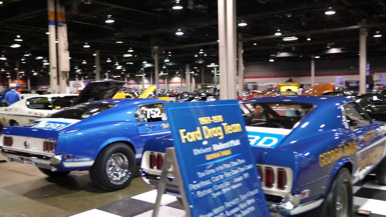Ultra Rare Ford Muscle Cars - Boss 429, GT500KR, 427 Cammer Cougar ...