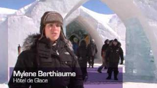 The Ice Hotel – Québec