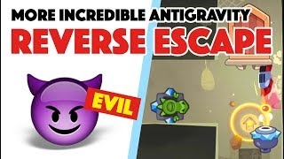 King of Thieves - Base 96 NEW LAYOUT Reverse Antigravity Jump