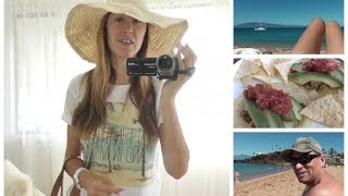 Maui Vlog: Costco, Kaanapali Beach, FAQs Life On Maui
