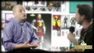 Создание Симс Средневековья (4 эпизод)