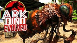 Download Video ARK Dino Evolved - Abelha Gigante, Vida De Inseto, Ataque Do Dragão! | Dinossauros (#6) (PT-BR) MP3 3GP MP4