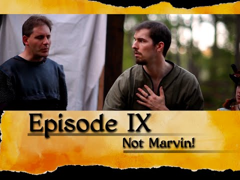 Suspension of Disbelief: Episode 9, Not Marvin!