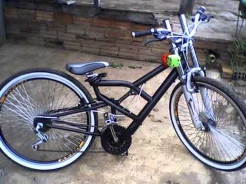 bicicleta tuning YouTube