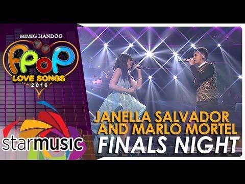 Marlo Mortel and Janella Salvador - Himig Handog P-Pop Love Songs 2016 Finals Night