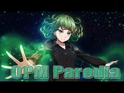 One Punch Man Opening parodia |Karaoke| ByAsh