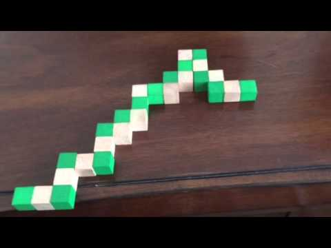 How To Solve The Snake Cube Puzzle