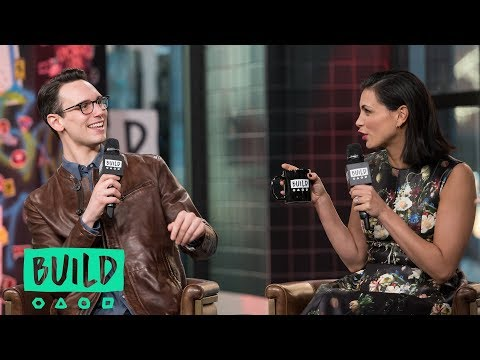 Morena Baccarin & Cory Michael Smith Discuss