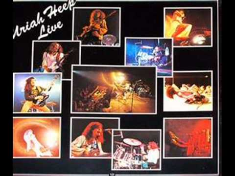 Uriah Heep Gypsy Live 1973 Wmv Youtube