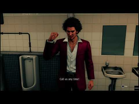Yakuza: Like A Dragon Paper Please wher find pocket tissues |