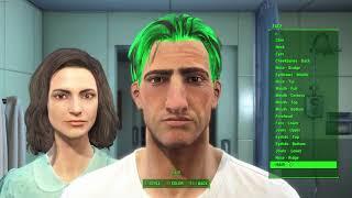 Fallout 4 -  Looks menu - PTBR