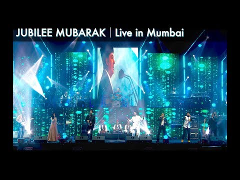 Jubilee Mubarak | Salim Sulaiman Live | Jubilee Concert Mumbai