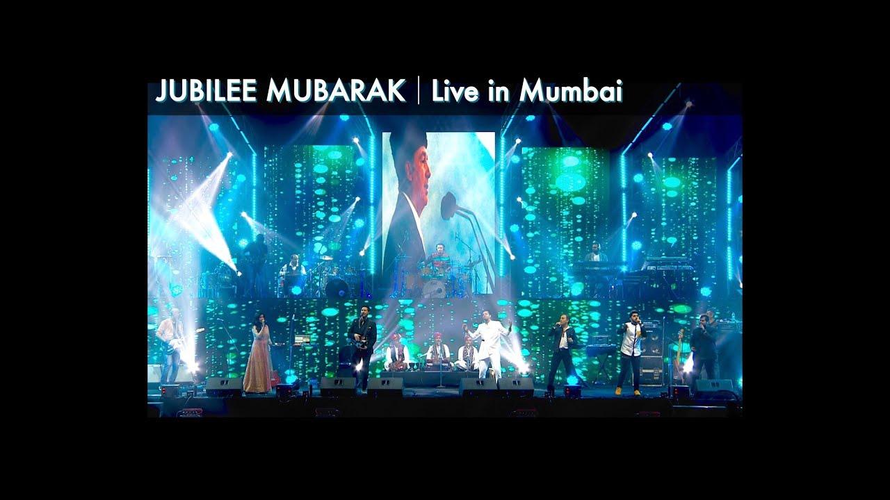 Jubilee Mubarak   Salim Sulaiman Live   Jubilee Concert Mumbai
