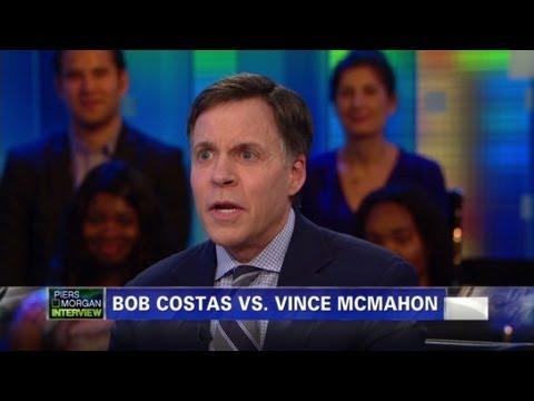 Bob Costas vs. Vince McMahon