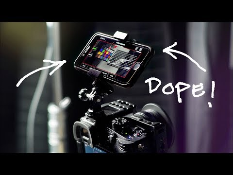 How to Use Your iPhone as a Monitor With the Panasonic GH5 | Fstoppers